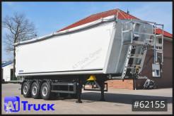Semi remorque benne Schmitz Cargobull SKI 24 SL 9.6, ALU 52,2m³ Kombitür Liftachse