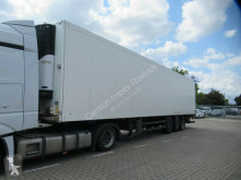 Schmitz Cargobull insulated semi-trailer Tiefkühler, Trennwand, Portaltüren, LBW 3 to