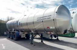 Parcisa chemical tanker semi-trailer CA-195P-30