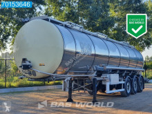 LAG O-3-43 02 Isoliert / Heizung / 1 Comp. / 30.000 liter / Pumpe semi-trailer used food tanker