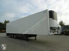 Semi remorque Schmitz Cargobull 3 Achs Tiefkühl Doppelstock frigo occasion