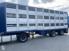 Félpótkocsi Jumbo 3 Dek- , Lagen- , Boden. Auflieger. használt szarvasmarha-szállító