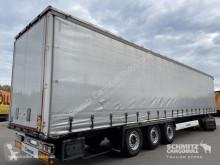 Yarı römork Krone Semitrailer Curtainsider Standard sürgülü tenteler (plsc) ikinci el araç