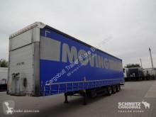 Yarı römork sürgülü tenteler (plsc) Schmitz Cargobull Curtainsider Coil