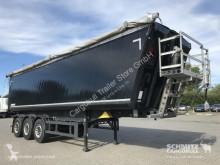 Félpótkocsi Schmitz Cargobull Kipper Alukastenmulde 50m³ használt billenőkocsi