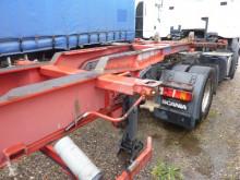 Asca container semi-trailer Non spécifié