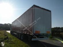Yarı römork Krone Profi Liner SD27A3EPP sürgülü tenteler (plsc) ikinci el araç