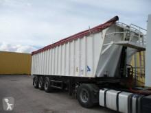 Stas Benne céréalière semi-trailer used tipper