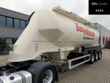Návěs Feldbinder EUT 40/7645/A/2 /40.000l /Alu-Felgen /Lenkachse cisterna práškový použitý
