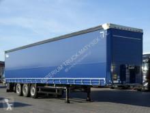 Semirimorchio Schmitz Cargobull CURTAINSIDER/LIFTED AXLE/COILMULD -7,2M/NEW TIRE centinato alla francese usato