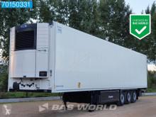 Krone mono temperature refrigerated semi-trailer Carrier Vector 1550 Doppelstock Liftachse Palettenkasten ATP FRC