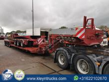 Scheuerle LOSKE100.3-4A semi-trailer used heavy equipment transport