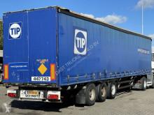 Schmitz Cargobull SCHUIFZEIL -DAK / BPW-ASSEN semi-trailer used tautliner