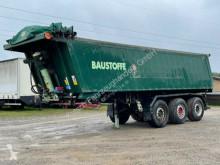 Kempf tipper semi-trailer SKM 35/3 Alumulde 28m³ Scheiben