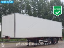 Semi remorque fourgon Pacton TBZ 230 Lift & Lenkachse 2.500KG Ladebordwand