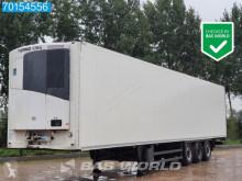 Schmitz Cargobull mono temperature refrigerated semi-trailer Thermoking SLXe200 Meat-/Fleischhang Liftachse