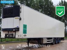 Chereau mono temperature refrigerated semi-trailer Carrier Vector 1800 Liftachse Rollenbett Hydraroll NL-Trailer