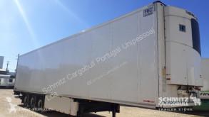 Sættevogn Schmitz Cargobull Caixa congelador Multitemp isoterm brugt