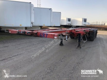 Semi remorque châssis HRD Containerchassis Standard