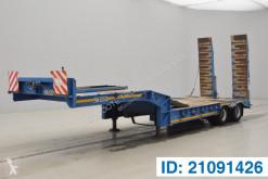 Návěs nosič strojů Gheysen & Verpoort Low bed trailer*