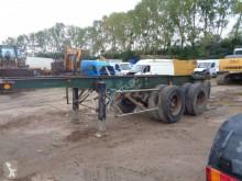 Návěs Trailor nosič kontejnerů použitý