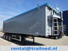 Semiremorca benă transport cereale Tisvol Vloeistofdicht / Wasserdicht *for rent*