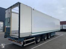 Semirimorchio Kraker trailers CF-300 ISO / COOLER fondo mobile usato