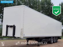 Semi reboque furgão Kögel S24-3 NL-Trailer SAF-Achse
