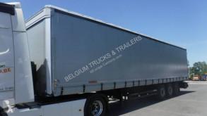 Kögel fosse a bobine semi-trailer used reel carrier tautliner