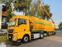 Semiremorca Desot Silo EURO 6, Retarder, Truck 2016, Remote, Combi cisternă second-hand