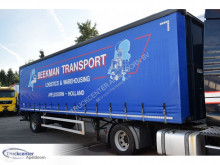 Félpótkocsi Jumbo EO 100 S14, 1500 KG Loadinglift, Truckcenter Apeldoorn használt függönyponyvaroló