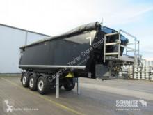 Schmitz Cargobull Kipper Alukastenmulde 30m³ semi-trailer used tipper
