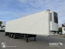 Semi remorque isotherme Schmitz Cargobull Tiefkühler Multitemp Doppelstock Trennwand