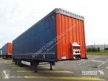 Návěs Krone Semitrailer Curtainsider Standard posuvné závěsy použitý