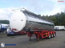 Chemical tanker semi-trailer Chemical tank inox 30 m3 / 1 comp