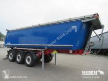Semi remorque benne Schmitz Cargobull Semitrailer Tipper Alu-square sided body 27m³