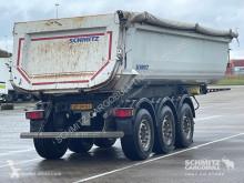 Semi remorque benne Schmitz Cargobull Kipper Stahlrundmulde 25m³