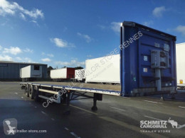 Yarı römork General Trailers Semitrailer Platform Standard taban ikinci el araç