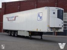 Semi remorque frigo mono température Schmitz Cargobull Vleeshang / Hooks / Rohrbahnen, ThermoKing SLX300e