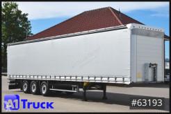 Schmitz Cargobull tarp semi-trailer SCB S3T, Lift verzinkt, Coilmulde,