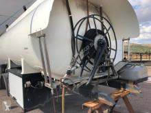 Návěs cisterna Indox CISTERNA COMBUSTIBLE DESMONTADA