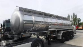 Sættevogn Burg lait 29000 litre citerne forsynings brugt