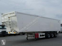 Benalu TIPEPR 59 M3/ ALUMINIUM / LIFTED AXLE/ semi-trailer used tipper