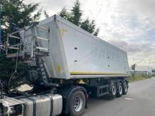 Schmitz Cargobull 43m³ kubikmeter semi-trailer used tipper