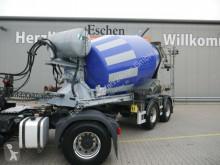 Sættevogn beton cementmixer 10m³ Stetter*Lift*1.Hd*Alcoa Alu*Betonmischer