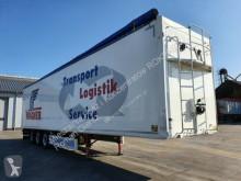 Kraker trailers moving floor semi-trailer Walkingfloor 94m3 2012 year