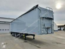 Schwarzmüller moving floor semi-trailer Walkingfloor 2016 year 8 mm Floor 7680 kg
