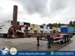 Gofa container semi-trailer PVG S80367 tipper