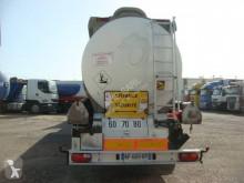 Semi remorque citerne hydrocarbures General Trailers 38TONNES 38000L 9 COMPARTIMENTS 2002