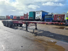 Yarı römork konteyner taşıyıcı Latre OC38/96RE Container chassis 40ft. / 20ft.
